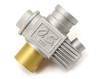 O.S. 22B2 Carburetor Body (O.S. Engines .21 XZ-B V2 ABC VII)