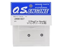Image 2 for O.S. Engines 2.5x6mm Needle Valve O-Ring (2)