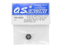 Image 2 for O.S. Engines 5/16-24 Prop Nut (.61-1.20)
