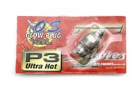 "O.S. P3 Turbo Glow Plug ""Ultra Hot"" 