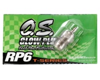 "O.S. RP6 Turbo Glow Plug ""Medium"""