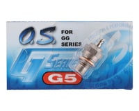 O.S. Glow G5 Gas Plug: GGT15 (O.S. Engines Misc Engines)