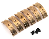 Team Ottsix Racing Voodoo VariHub Brass Circumferential Weights (6) (5.5oz)
