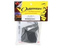 Image 2 for Outerwears Performance Pre-Filter Air Filter Cover (Associated RC8) (Black)