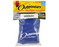 Image 2 for Outerwears Short Course Truck Shroud w/Zipper (Slash 4x4) (Blue)