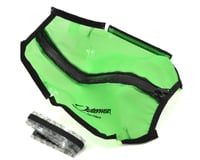 Outerwears Short Course Truck Shroud w/Zipper (Slash 4x4 LCG) (Lime Green)