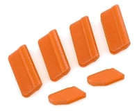 OXY Heli Oxy 5 Landing Gear & Vertical Fin Protection Set (Orange)