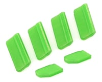 OXY Heli Oxy 5 Landing Gear & Vertical Fin Protection Set (Green)
