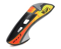 OXY Heli Oxy 5 Canopy (Scheme #9) (Yellow/Orange/Carbon)