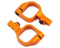 OXY Heli Oxy 3 Tareq Edition Aluminum Tail Servo Mount Set (Orange) (Oxy 3)