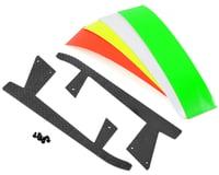 OXY Heli Oxy 3 Tareq Edition Carbon Fiber Landing Skid Set (Oxy 3)