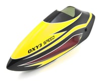 OXY Heli Oxy 3 Speed Canopy (Yellow) (Oxy 3)