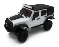 Panda Hobby Tetra X1 1/18 RTR Scale Mini Crawler w/2.4GHz Radio (White)