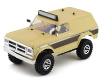 Panda Hobby Tetra X2 1/18 RTR Scale Mini Crawler w/2.4GHz Radio (Beige/Brown)