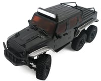 Panda Hobby Tetra X1 6x6 1/18 RTR Scale Mini Crawler w/2.4GHz Radio (Black)