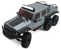 Panda Hobby Tetra X1 6x6 1/18 RTR Scale Mini Crawler w/2.4GHz Radio (Grey)