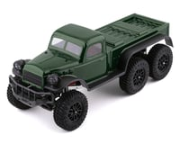 Panda Hobby Tetra K1 6x6 1/18 RTR Scale Mini Crawler w/2.4GHz Radio (Green)