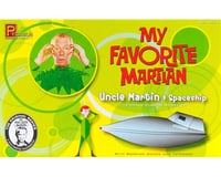 Pegasus Hobbies 9012 1/18 My Favorite Martian Uncle Martin/Spaceship