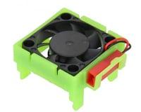 Power Hobby Cooling Fan for Traxxas Velineon VXL-3 ESC Green