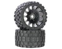 Power Hobby Scorpion Belted Monster Truck Wheels / Tires (pc)- Sport