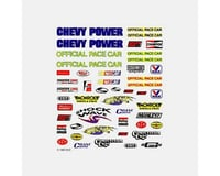 PineCar NASCAR Dry Transfer Decal Set