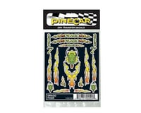 PineCar Drago Dry Transfer