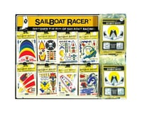 PineCar Sailboat Racer Assortment