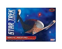 Round 2 Polar Lights Star Trek Romulan Bird of Prey 1/1000 Scale Model Kit