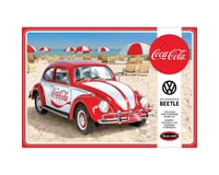 Round 2 Polar Lights 1/24 Volkswagen Beetle, Coca-Cola Snap 2T