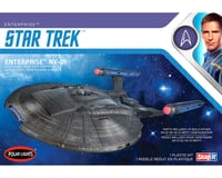 Round 2 Polar Lights 1/1000 Star Trek NX-01 Enterprise 2T, Snap