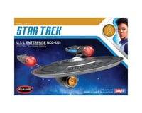 Round 2 Polar Lights 1/2500 Star Trek Discovery USS Enterprise, Snap