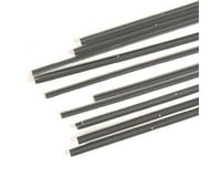 """Plastruct A-2 Angle,1/16"""" (10) 