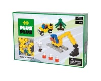 Plus-Plus Construction Vehicles Building Set (360 Piece)