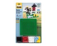Plus-Plus Baseplate Builder - Farm