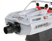 Image 3 for Pro Boat Sprintjet 9 Inch Self-Righting RTR Electric Jet Boat (Silver)