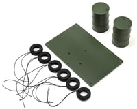 """Pro Boat Alpha Patrol Scale Accessory Pack for 21"""" PRB286041"""