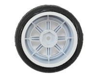 Image 2 for Protoform Vintage Racing Pre-Mounted Rear Tire (2) (31mm) (White)