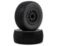 Pro-Line Caliber 2.0 SC Tires w/Renegade Wheels (2) (Slash Rear) (Black)