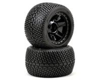 "Pro-Line Road Rage 3.8"" Tire 1/2"" Offset Wheel (2) (Black) (M2)"