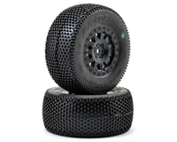 "Pro-Line Blockade SC Tires w/""ProTrac"" F-11 Wheels (2) (Black)"