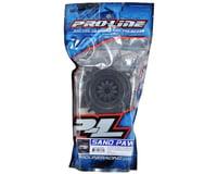 "Image 2 for Pro-Line Sand Paw 2.8"" Tires w/F-11 Nitro Rear Wheels (2) (Black)"