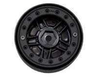 "Image 3 for Pro-Line FaultLine 1.9"" Bead Loc Rock Crawler Wheels (2) (Black/Black)"