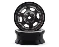 "Pro-Line Crestline 1.9"" Aluminum Composite Internal Bead-Loc Wheels (Silver) (2)"