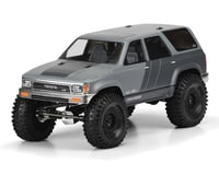 """Image 2 for Pro-Line 1991 Toyota 4Runner 12.3"""" Rock Crawler Body (Clear) (SCX10)"""