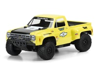 Image 3 for Pro-Line 1978 Chevy C-10 Race Truck Short Course Truck Body (Clear)
