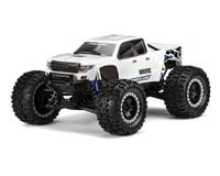 Image 2 for Pro-Line Bash Armor Pre-Cut Monster Truck Body (White) (X-Maxx)