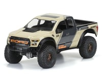 "Image 2 for Pro-Line 2017 Ford F-150 Raptor 12.3"" Rock Crawler Body (Clear)"