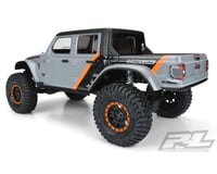 "Image 3 for Pro-Line 2020 Jeep Gladiator 12.3"" Crawler Body (Clear)"