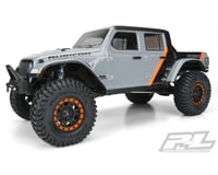 "Image 4 for Pro-Line 2020 Jeep Gladiator 12.3"" Crawler Body (Clear)"