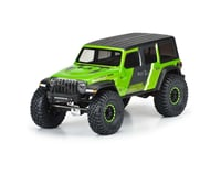 "Image 2 for Pro-Line Jeep Wrangler JL Unlimited Rubicon 12.3"" Crawler Body (Clear)"